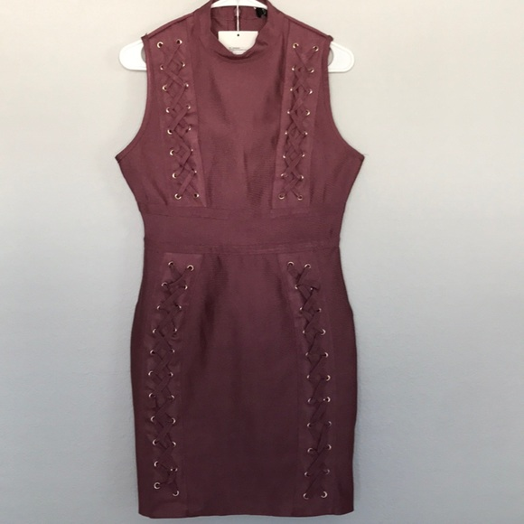 Missguided Dresses & Skirts - NEW Bandage/bodycon dress